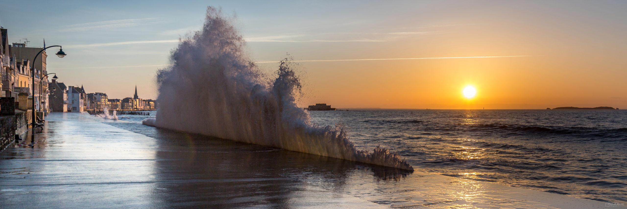 panoramique grande marée