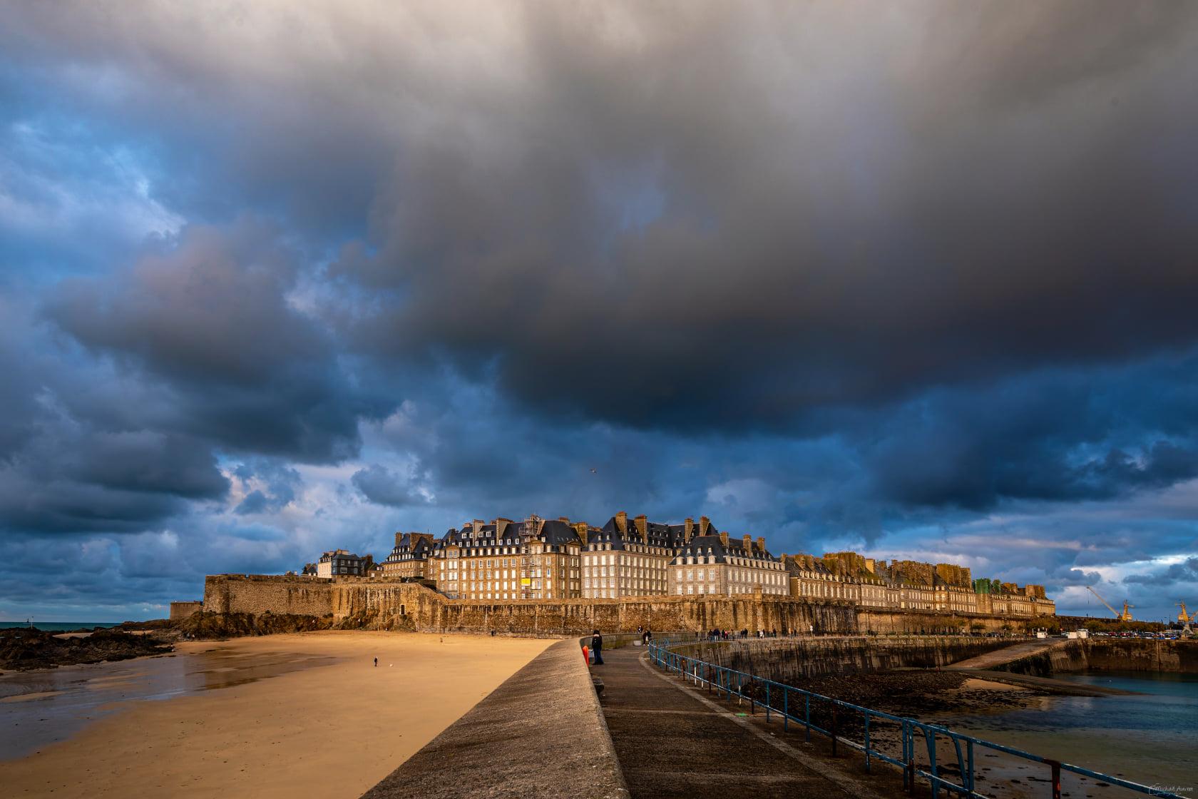 intra muros Saint Malo